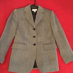 Talbots Suit Jacket Petite Size 2